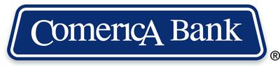 Comerica logo. (PRNewsFoto/Comerica Bank)