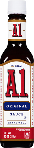 A.1. Sauce - new label version (PRNewsFoto/Kraft Foods Group, Inc.)