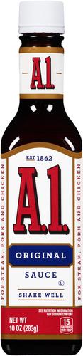 A.1. Sauce - new label version (PRNewsFoto/Kraft Foods Group, Inc.)