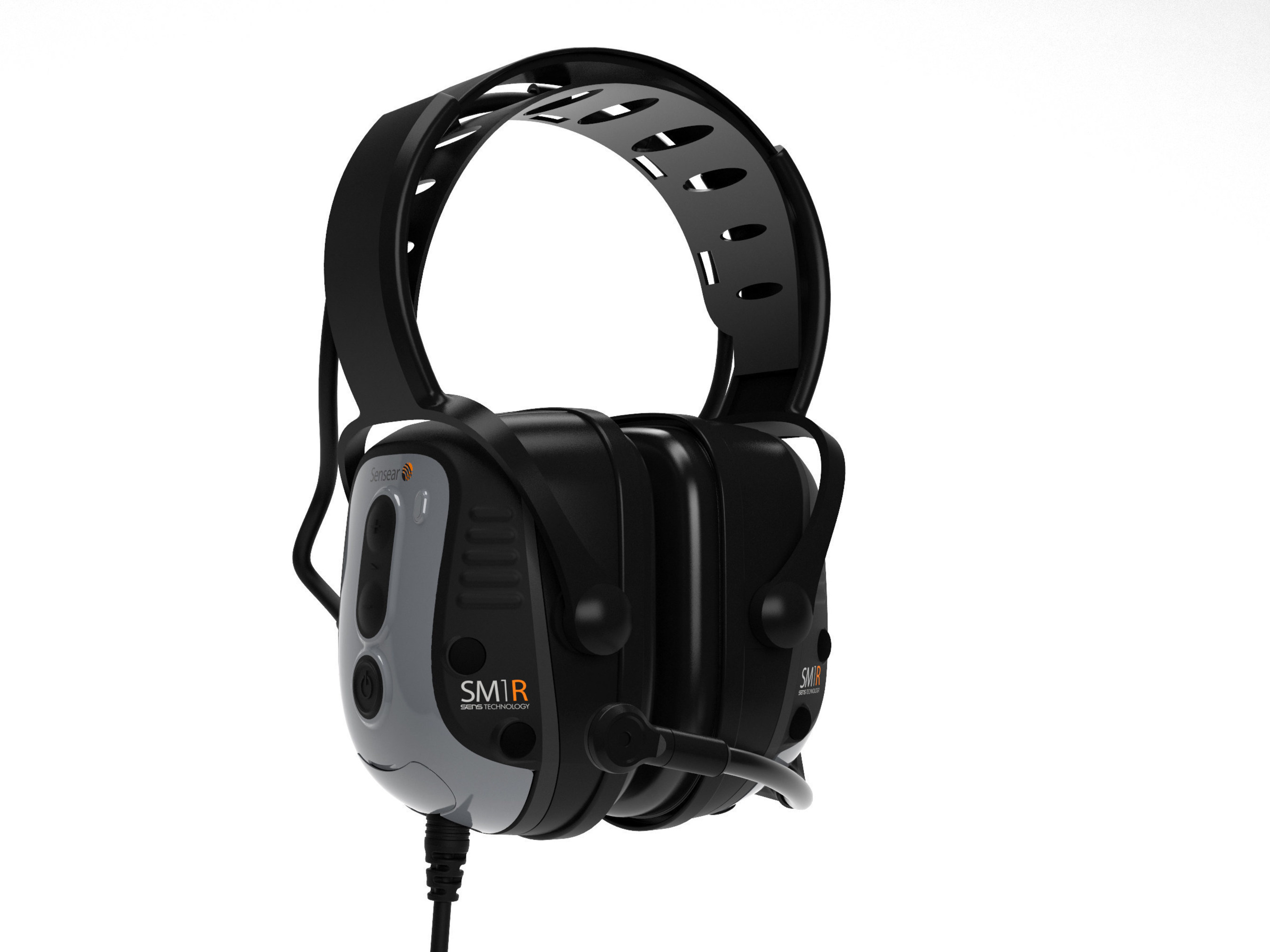 Introducing the Perfect Radio Complement for High-Noise Environments