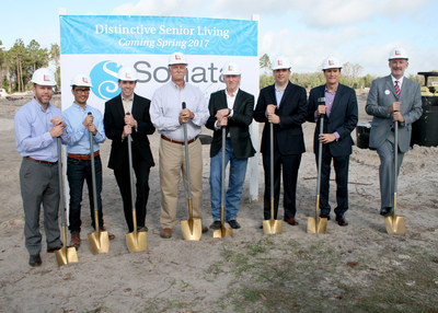 Sonata Senior Living Breaks Ground On New State Of The Art Resort Retirement Community Located