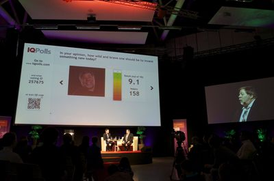 Who Would Like to Live on Mars? IQPolls, the Interactive Audience Survey System, Recorded the Results at Login 2013