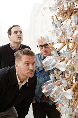 Stella Artois partners with Cold War Kids for Chalice Symphony.  (PRNewsFoto/Stella Artois)