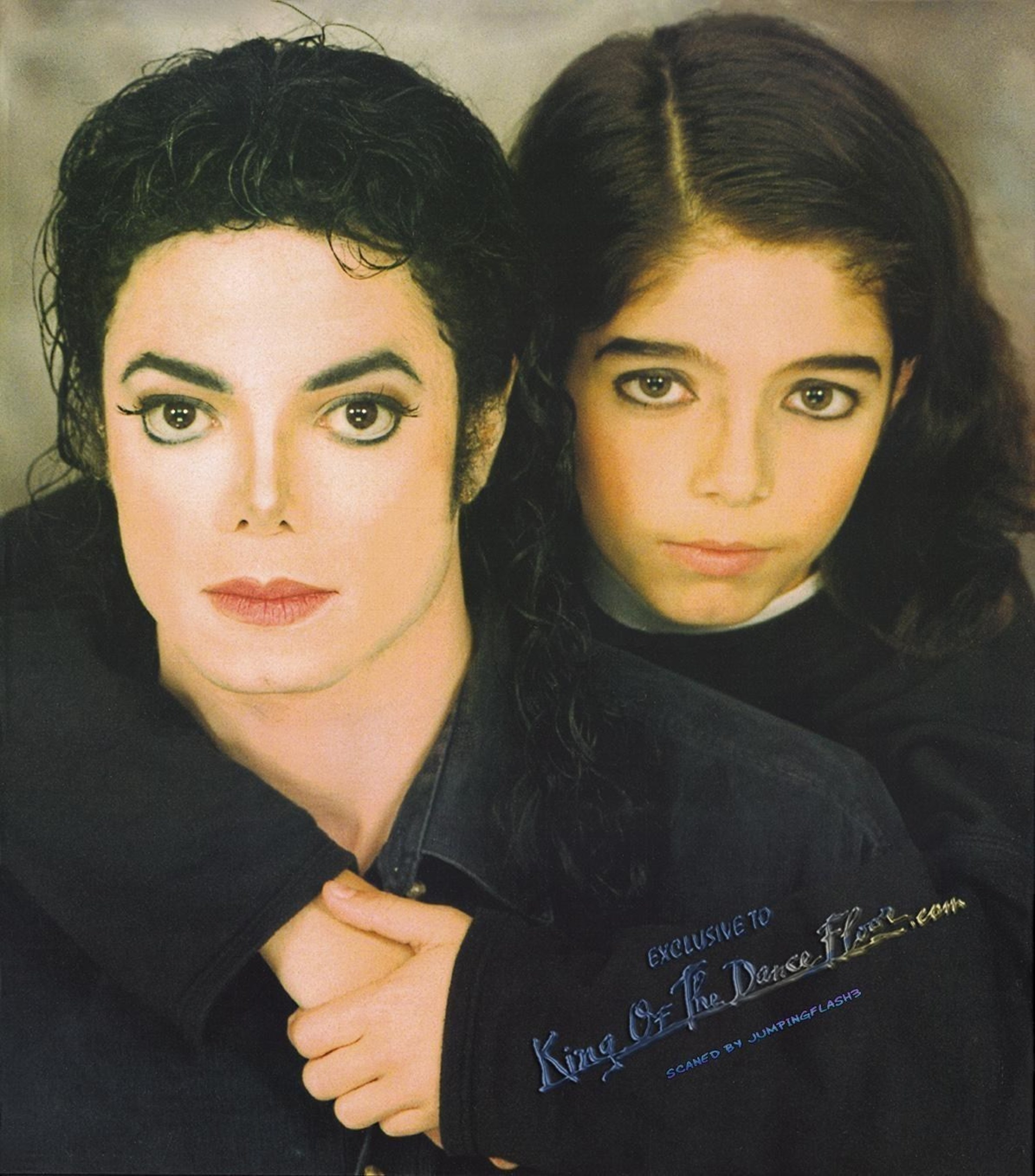 Michael Jackson and Omer Bhatti were lifelong close friends