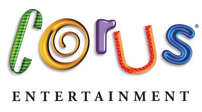Corus Entertainment Inc. Logo.  (PRNewsFoto/Fingerprint Digital, Inc)