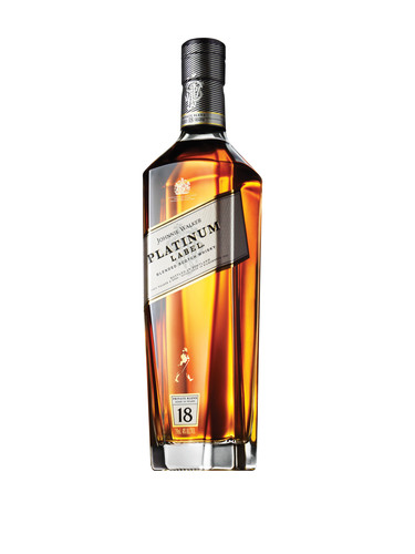 Johnnie Walker añade Johnnie Walker Platinum Label® a su cartera comercial en EE. UU.