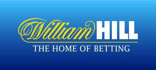 William Hill Logo (PRNewsFoto/William Hill)