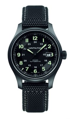 Hamilton Khaki Field Titanium worn by Forest Whitaker in the movie ZULU presented at the Festival de Cannes 2013