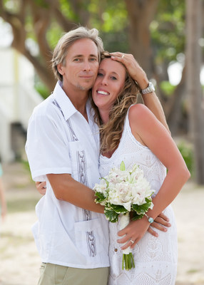"From bars to beaches, destination weddings increase in popularity and creativity. Glen and Sarah Watkins were married at their favorite beach bar on St. Croix. ""Destination weddings are affordable, less stressful allowing couples to be creative and have fun,"" says Hilary Lanzer, co-founder of AskMeWeddings.com, which coordinates destination weddings at top Caribbean resorts. She says increasing interest in culture and unique locations lead Occidental Hotels to offer traditional Mayan ceremonies at historic ruins. ""Destination weddings are getting better and easier as countries ease marriage requirements."""