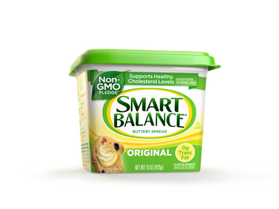 Smart Balance Is First Leading Spread To Transition To Non Gmo