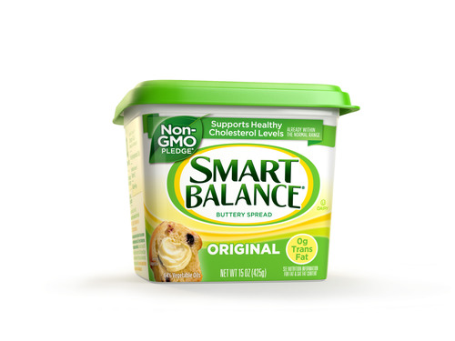 Non-GMO Smart Balance® Spread Available Nationwide