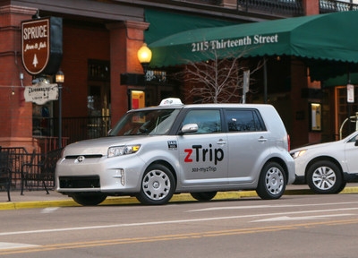 zTrip now serving Boulder