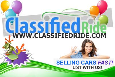 ClassifiedRide - The Fastest Growing Automotive Classified Website in the US.  (PRNewsFoto/ClassifiedRide.com)