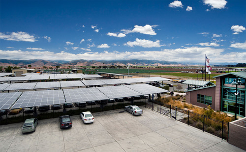 Hartnell College and Chevron Energy Solutions Dedicate Monterey County's Newest Solar Energy