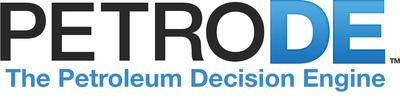 PetroDE - The Petroleum Decision Engine.  (PRNewsFoto/PetroDE)
