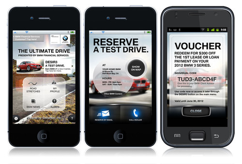 $300 Mobile Voucher for New BMW 3 Series Offered to BMW