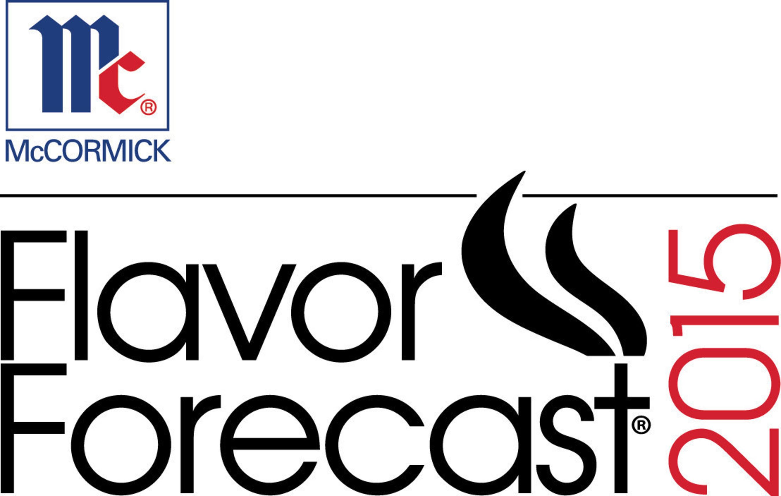McCormick(R) Flavor Forecast(R) 2015