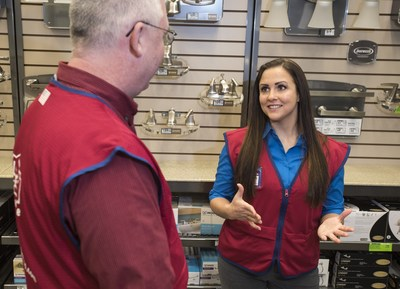 To build a stronger leadership team, Lowe's launched a mentoring program that pairs female and minority store managers with market directors to grow their leadership skills.