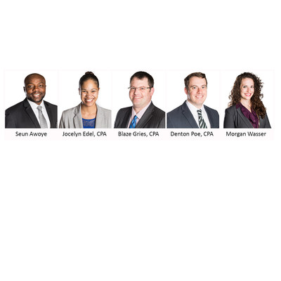 The Siegfried Group Welcomes New Professionals from the Atlanta and Houston Markets for New Hire