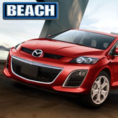 New 2013 Mazda5 in Myrtle Beach, SC.  (PRNewsFoto/Beach Mazda)