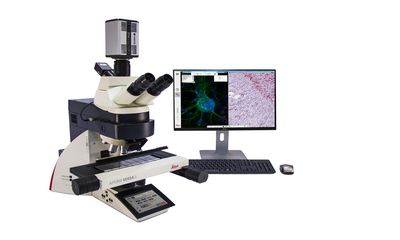 Leica Biosystems announces the introduction of the Aperio VERSA, a combination digital pathology research scanner for brightfield, fluorescence and FISH imaging at the American Association for Cancer Research (AACR) annual meeting in Philadelphia, opening April 18 and running until April 22, 2015.