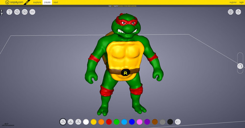 A service of Leonar3Do, Leopoly is the industry's first browser-based, 3D creative playground and social ...