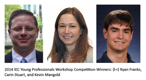 This Year's U.S. Young Professionals Workshop Selectees. (PRNewsFoto/American National Standards...)