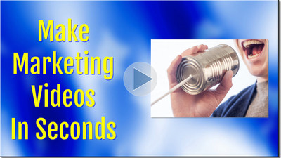 Business Video In Seconds