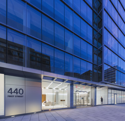 440 First St, NW (PRNewsFoto/First Potomac Realty Trust)