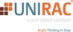 Unirac Logo. (PRNewsFoto/Unirac Inc)