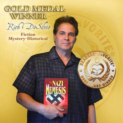 Gold Medal Winner - Rich DiSilvio