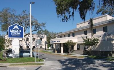 McCoy Federal Credit Union headquarters