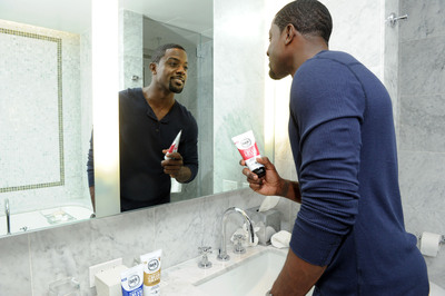Lance Gross is the New Face of Magic Shave
