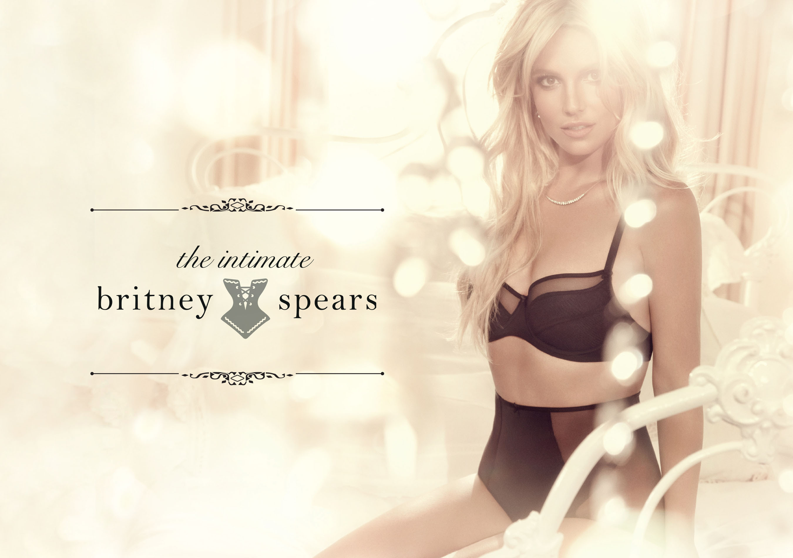 The Intimate Britney Spears (PRNewsFoto/The Intimate Britney Spears)