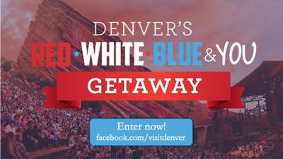 VISIT DENVER- Denver July 4th Getaway. (PRNewsFoto/VISIT DENVER...)