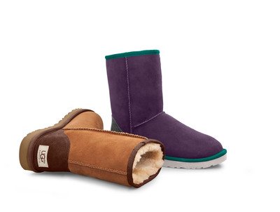 UGG by You Classic Short boot. (Courtesey of UGG Australia).