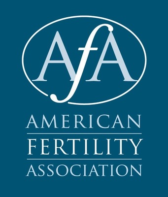American Fertility Association Logo. (PRNewsFoto/The American Fertility Association) (PRNewsFoto/AMERICAN FERTILITY ASSOCIATION)