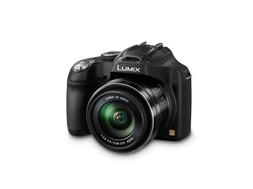 The LUMIX DMC-FZ70 is the Category Leader with the Number One Zoom Power in the Industry.  (PRNewsFoto/Panasonic)