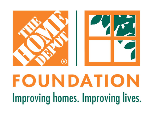 The Home Depot Foundation logo.  (PRNewsFoto/The Home Depot Foundation)