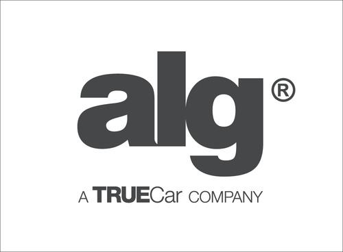 Automotive Lease Guide (ALG), A TrueCar Company.  (PRNewsFoto/ALG)