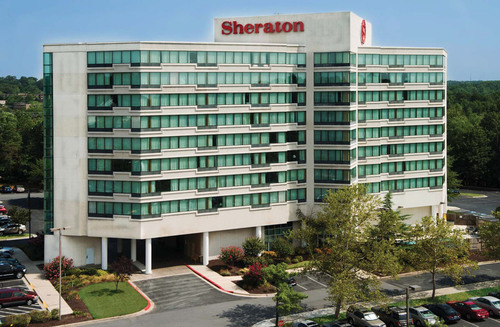 Sheraton Hotel in Washington, DC.  (PRNewsFoto/Laurus Corporation)