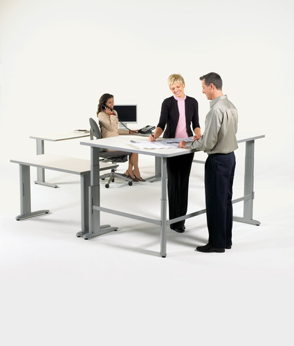 Furniture Manufacturer KI Invites America's Workforce To Take A Stand Against Sitting This