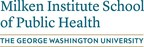 The Milken Institute School of Public Health at the George Washington University Launches First of its Kind Mobile App for MHA@GW Students (PRNewsFoto/2U, Inc.; George Washington U...)