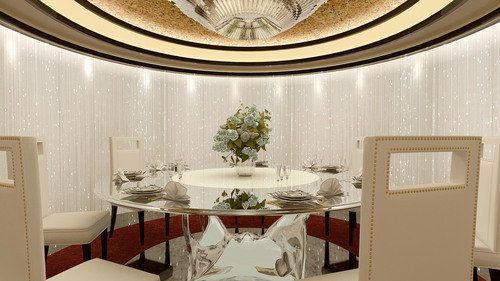 Princess Cruises Unveils Main Dining and Specialty Restaurant Features Aboard New Royal Princess