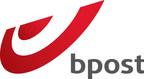 bpost logo (PRNewsFoto/Landmark Global)