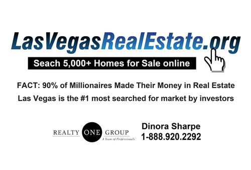Las Vegas Real Estate.  (PRNewsFoto/LasVegasRealEstate.org)