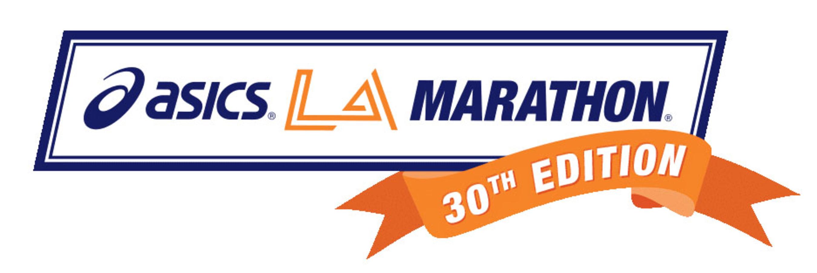 ASICS LA Marathon 30th Edition