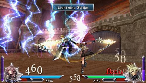 Experience Lightning Before the Storm! Square Enix Announces DISSIDIA duodecim prologus FINAL