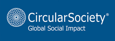 "CircularSociety is a Swiss-based for-profit enterprise that applies a business approach to solve social issues. We harness the collaborative mindset of the 21st century generation to drive sustainable social change. Our ""Impact Communities"" consist of organizations, educators, governance authorities, student organizations and individuals. We orchestrate collaboration between our members to create new business opportunities that solve social challenges. Our approach is built on 3 core services: Circular Education, Circular Projects and Circular Investment. Find out more at  www.circularsociety.com (PRNewsFoto/CircularSociety AG) (PRNewsFoto/CircularSociety AG)"