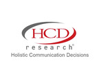 HCD Research Logo. (PRNewsFoto/HCD Research)